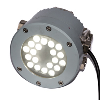 LED medium output flood light